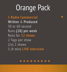 The Orange Pack